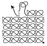 3 - Інструкція по вишивці схем бісером